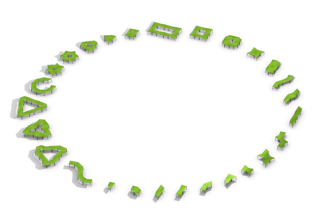 Grote philink cirkel